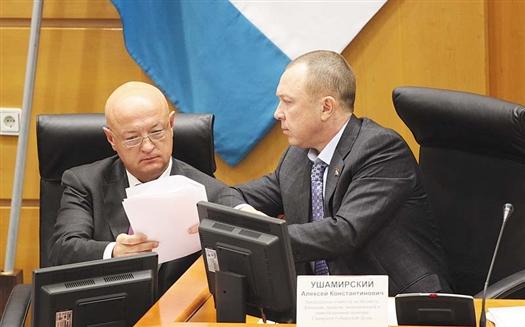 Алексей Ушамирский отметил, что бюджет ориентирован на выполнение всех социальных гарантий.