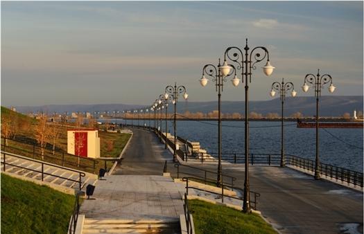 Набережную Комсомольского района Тольятти могут отдать в концессию