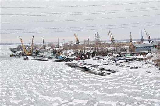На территории Самарского речного порта появится новый современный стадион