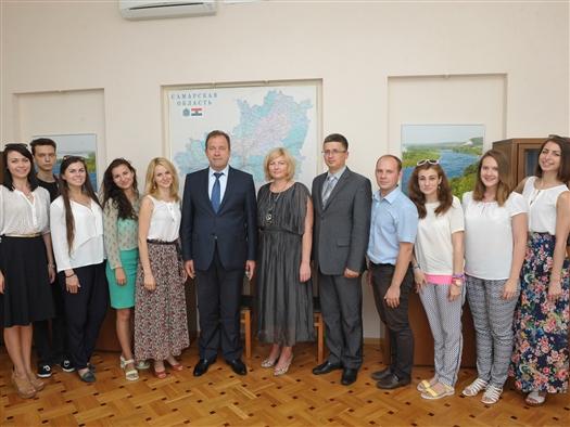 Самарские студенты поделились впечатлениями от поездки на молодежный форум в Китай
