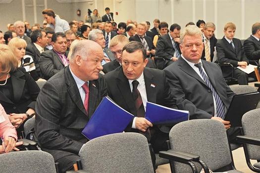 Виктор Сазонов предостерег коллег: на предстоящих выборах оппозиция постарается взять реванш.