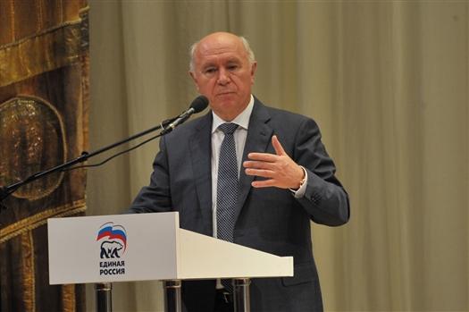 """Николай Меркушкин: """"Избранная власть должна оправдать доверие людей"""""""