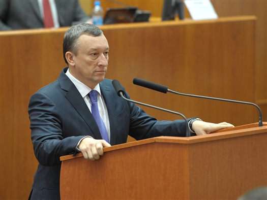 Александр Фетисов утвержден вице-губернатором, курирующим подготовку региона к ЧМ-2018