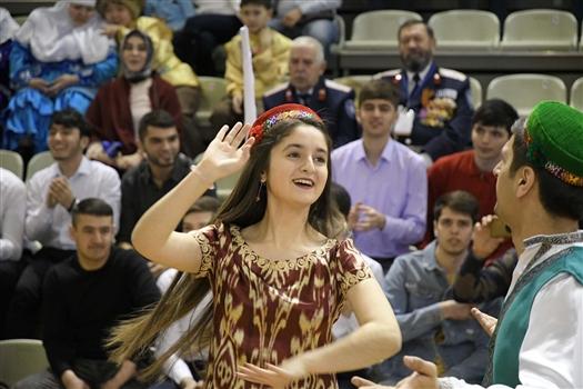 В регионе отмечают праздник Навруз-байрам