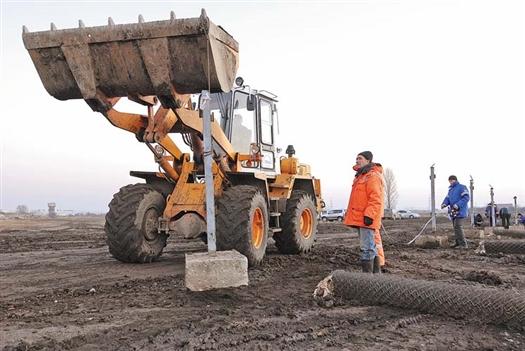 На первом этапе реализации проекта по созданию «Жигулевской долины» будут проложены инженерные коммуникации.