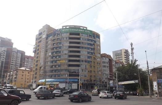 На пересечении улиц Полевой и Ленинской в Самаре может появиться гостиница