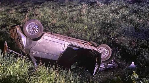 В Богатовском районе в ДТП погибла 17-летняя девушка