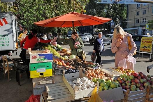 Ранее на участке размещался книжный рынок, а сегодня часть площадки занимают авто- и продуктовые рынки