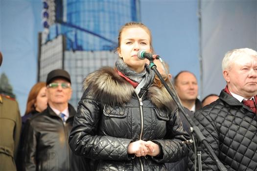"Директор форума ""iВолга"" Кристина Попова: ""Молодежь Самарской области против терроризма!"""