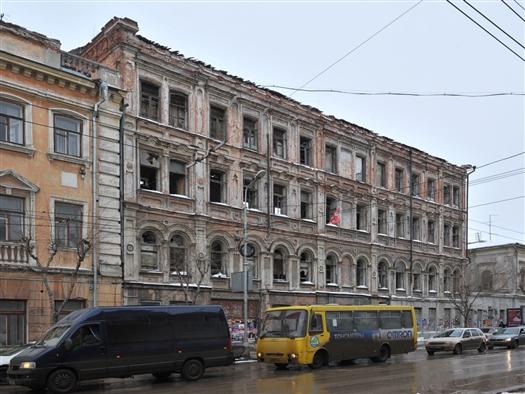 В историческом центре Самары первыми улицами, где будут восстановлены фасады зданий, станут Куйбышева и Ленинградская