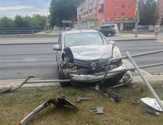 Четверо человек пострадали в ДТП на Московском шоссе в Самаре
