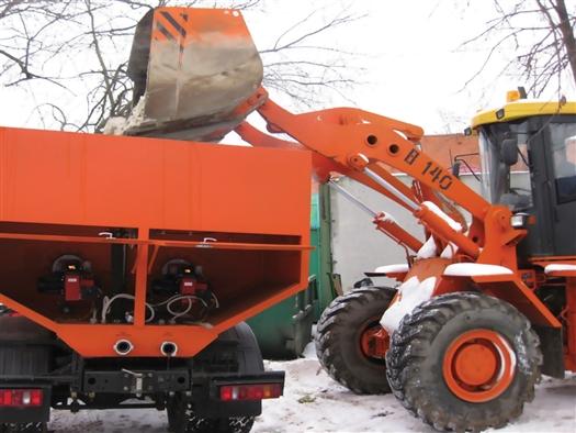 В Самаре может появиться снегоплавильный завод