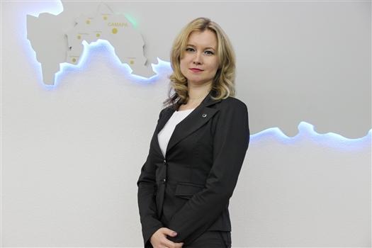 Юлия Беркаева, директор управления торгового эквайринга Поволжского банка ПАО Сбербанк