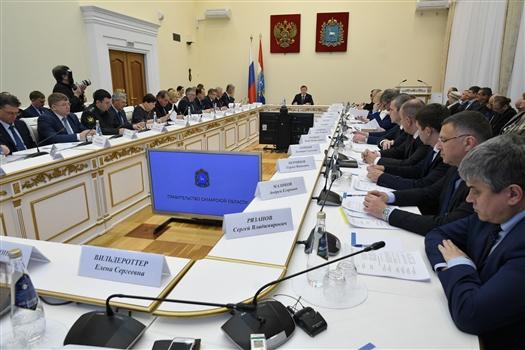 Дмитрий Азаров провел очередное заседании межведомственной комиссии по вопросам долевого строительства
