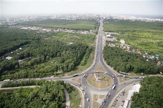 На пересечении Московского шоссе и ул. Алма-Атинской хотят построить еще два ТЦ