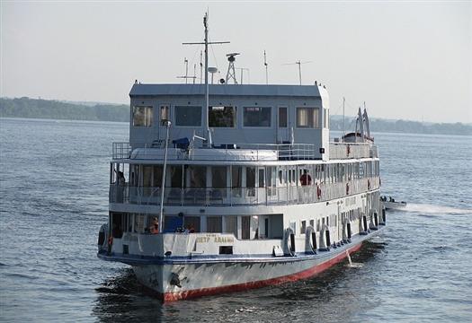 """Во время выдачи права собственности на судно """"Петр Алабин"""" в качестве даты его постройки был указан 1995 г. вместо 1955-го"""