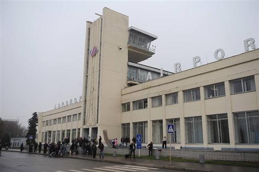 """В аэропорту """"Курумоч"""" удлинят взлетно-посадочные полосы"""