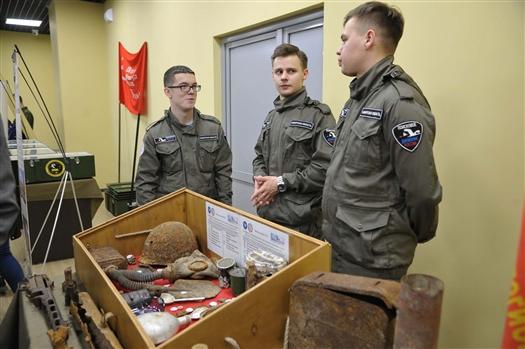 В Самаре прошел третий всероссийский слет студенческих поисковых отрядов