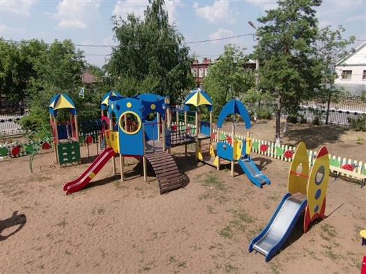 В Борском районе в этом году в рамках нацпроекта обновляются шесть дворов