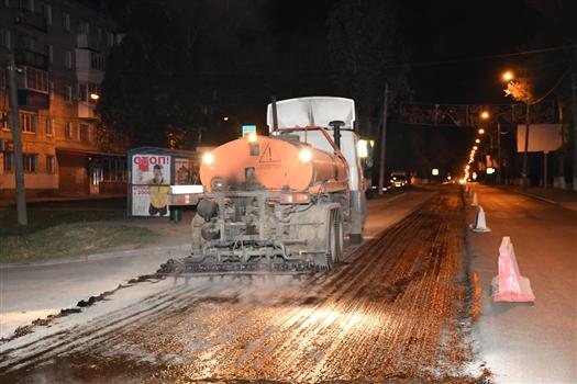 Дорожный ремонт на ул. Сергея Лазо в Самаре завершат 10 июня