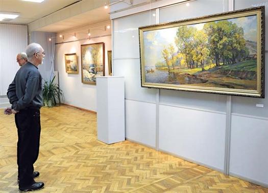 Картины Ардакова неброские, но удивительно живые
