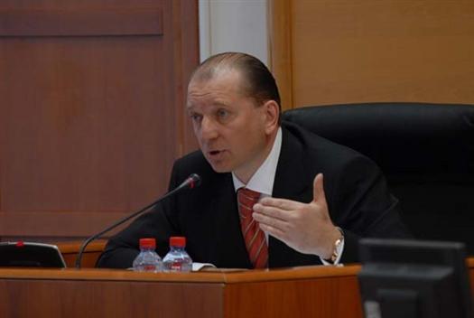 Владимир Артяков будет принимать «отдельные решения» по компаниям, которые ответственны за создание технопарков.
