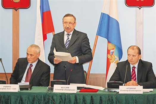 Основной темой обсуждения стал вопрос взаимодействия министерства обороны России с казачьими обществами.