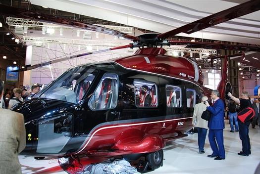 """""""Авиаагрегат"""" будет поставлять шасси для вертолета Ка-62"""