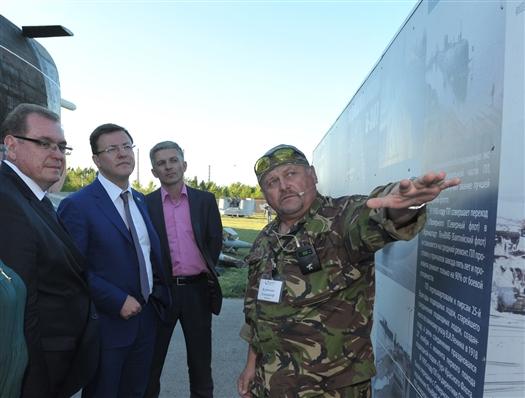 Глава региона обсудил с работниками технического музея Тольятти концепцию его развития