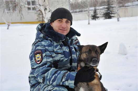 Акела-полиглот служит в самарской полиции