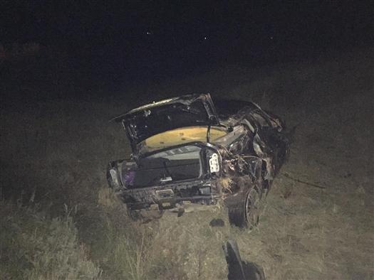 """В Самарской области водитель """"убил"""" двух пассажиров в ДТП и скрылся"""