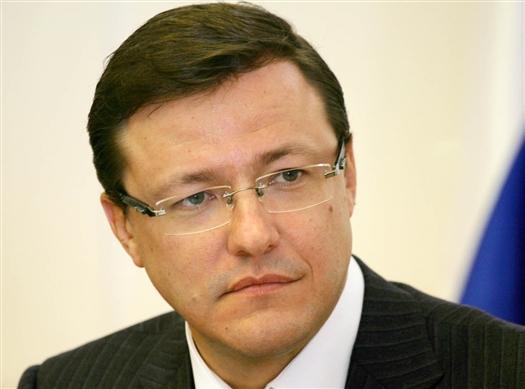 """Дмитрий Азаров: """"Отчеты об отработанных вопросах будут опубликованы в газете """"Волжская коммуна"""""""