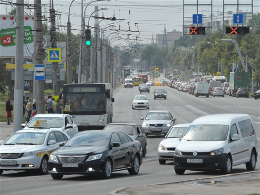 В Самаре автомобилисты 22 сентября смогут бесплатно ездить на общественном транспорте