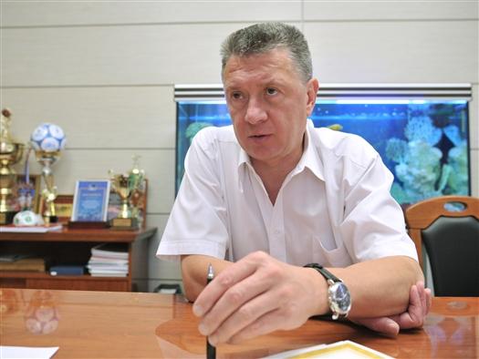 """Дмитрий Шляхтин: К сожалению, предпринимаются попытки  создать негатив вокруг """"Крыльев Советов"""""""