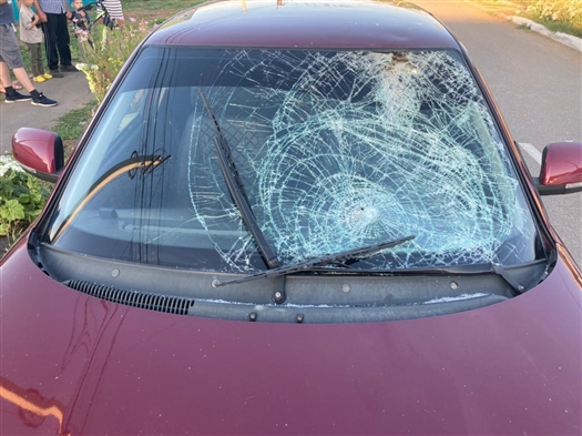 Подросток на велосипеде попал под два автомобиля в Самарской области