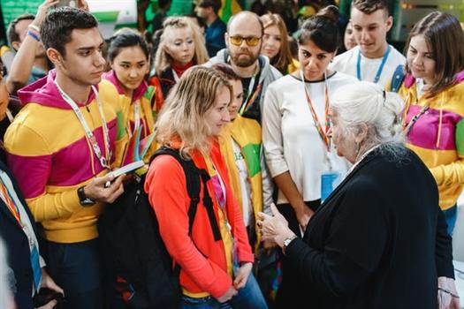 На Всемирном фестивале молодежи и студентов в Сочи обсудили будущее нейронауки
