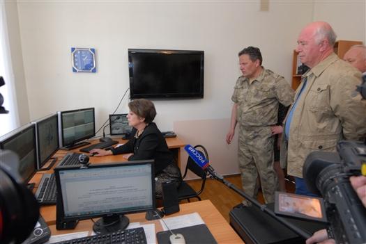 Николай Меркушкин оценил готовность области к пожароопасному сезону