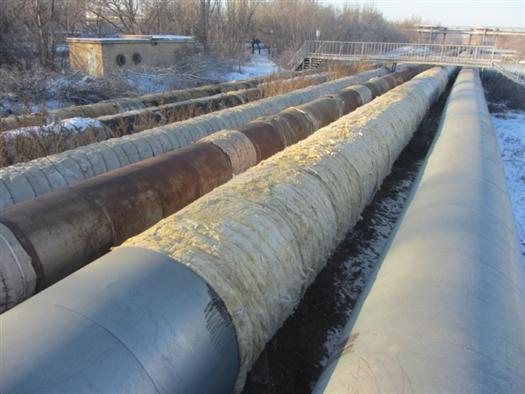 Тольяттинец украл листы защитного кожуха трубопровода