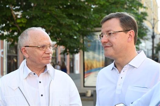 "Посол РФ в Молдавии Фарит Мухаметшин: ""Я впечатлен переменами в Самаре"""