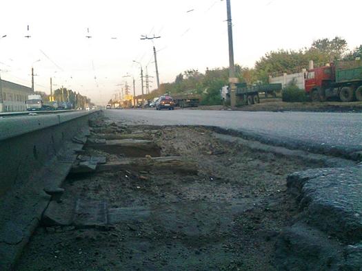 Реконструкция Заводского шоссе может занять полтора-два года