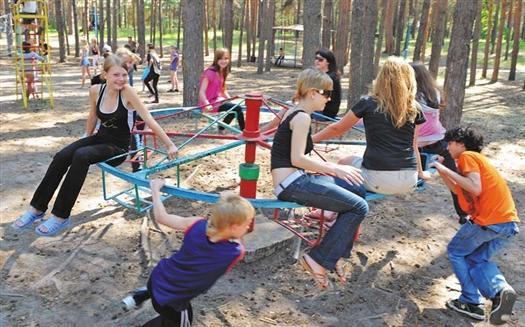 На детский отдых в лагерях здоровья в этом году будет потрачено 1 млрд 92 млн рублей