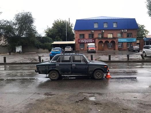 В Самаре женщина попала под машину на ул. Товарной