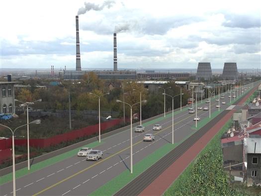 Мэрия Самары согласовала проект планировки расширения Алма-Атинской до четырех полос