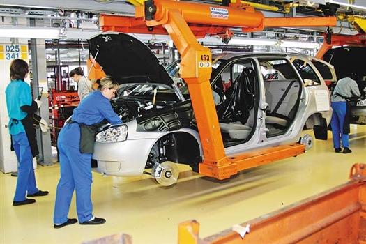 Государственная поддержка поспособствовала выходу из кризиса и такой отрасли, как автомобилестроение