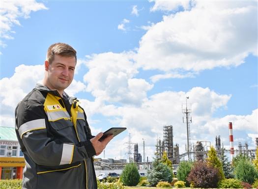 Дмитрий Макаров – один их лучших молодых инноваторов Сызранского НПЗ