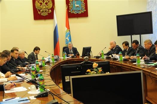 Министры обсудили выполнение плана по реализации поручений президента
