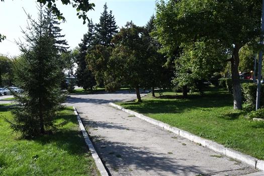 Стройресурс подготовит документы по застройке парка 60-летия Советской власти