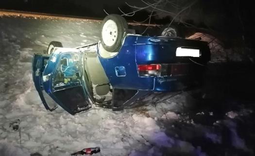 """В Волжском районе пьяный водитель спровоцировал ДТП """"на встречке"""", пострадал один человек"""