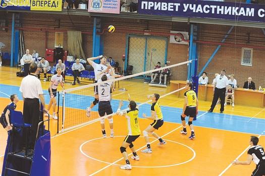 В воскресенье, 24 октября стартует чемпионат России по волейболу среди мужских команд Высшей лиги