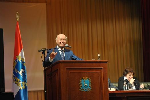 """Николай Меркушкин: """"Чтобы решить многие проблемы, надо доверять друг другу"""""""